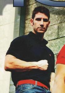 Martial Arts Expert, David Nelson in Lao Warrior